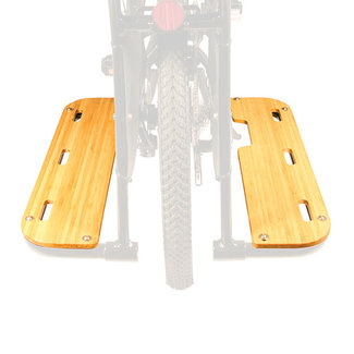Yuba Yuba Boda Boda Bamboo Running Boards for V2