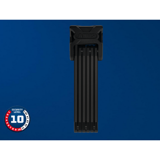 ABUS Abus Bordo 6000 Folding Lock Black 90cm