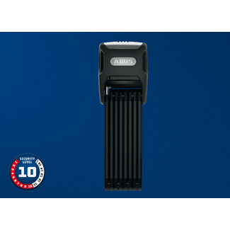ABUS Abus Bordo Big Alarm 6000A Folding Lock 120cm