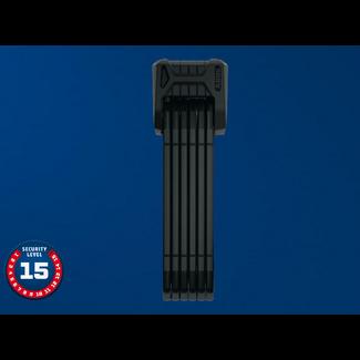 ABUS Abus Bordo Granit X-Plus Folding Lock, Black