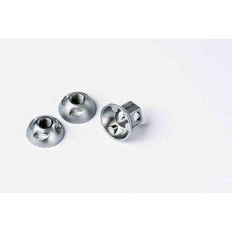 """Pinhead Pinhead Solid Axle 3/8"""" Locking Nut"""