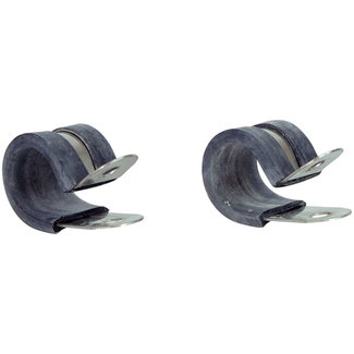Jandd Rubberized Clamps Pair