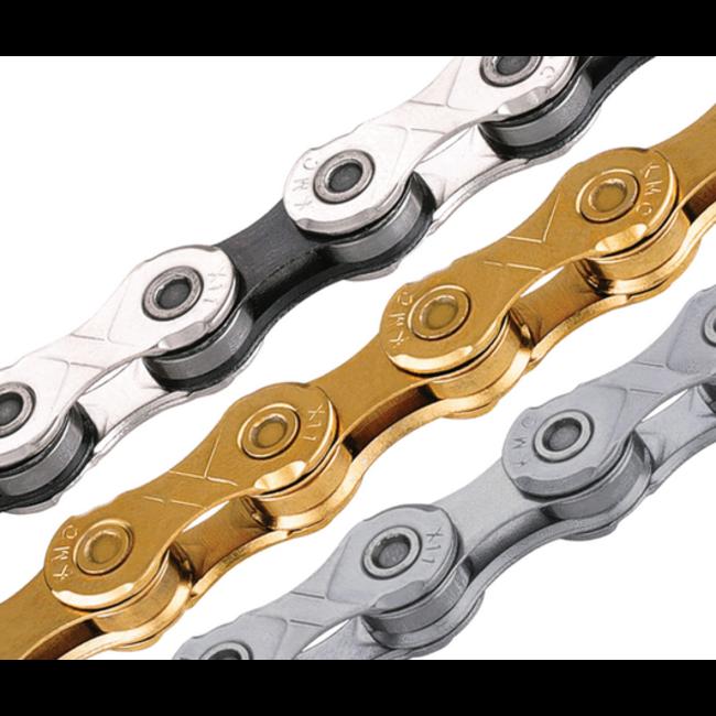 KMC KMC X11 Ti-Ni Gold 11-speed Chain