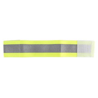Reflective leg band yellow
