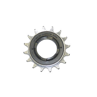 Shimano Shimano SF-MX30 Single BMX Freewheel Chrome (1/2'' X 3/32'')