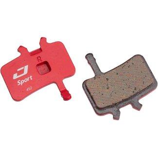 Jagwire Disc Brake Pads - Avid BB7/Juicy Semi-Metallic