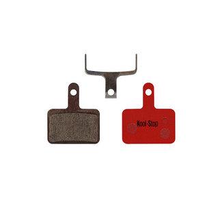 Kool Stop Disc Brake Pads  - KS-D620 - Shimano B01S shape Semi-Metallic