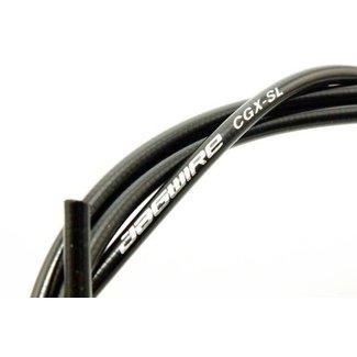 Jagwire CGX-SL 5mm Brake Housing - Black - Per Foot