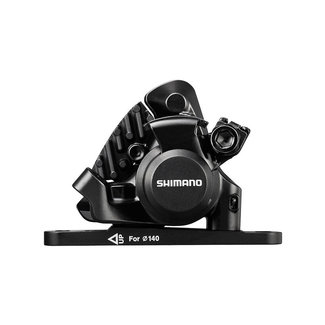 Shimano Shimano Cable Disc Brake Caliper Sora Flat Mount BR-RS305