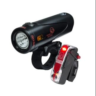 Light & Motion Light & Motion Vis 1000 Power Combo (Vis 1000 + Vis 180 Pro)