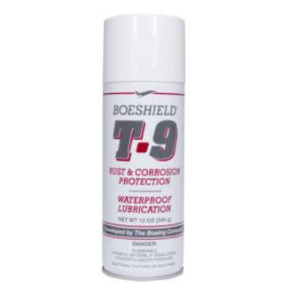Boeshield T9 12oz Aerosol Chain Lube and Rust Inhibitor