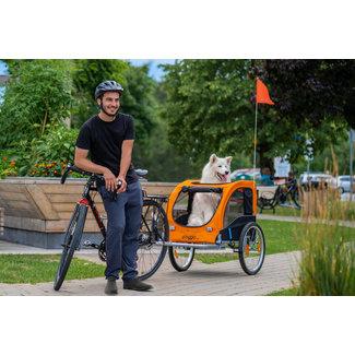 Doggo Doggo Dog Bike Trailer
