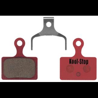 Shimano Kool Stop Disc Brake Pad K03S shape resin disc brake pad