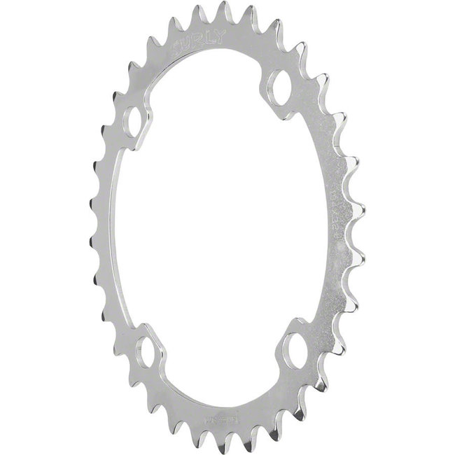 Surly Surly Stainless Steel 104BCD 4-bolt Chainring