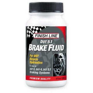 Finish Line Finish Line DOT 5.1 Brake Fluid 4 oz (120 ml)