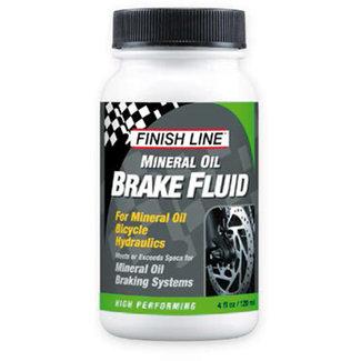 Finish Line Finish Line Mineral Oil Brake Fluid 4oz (120 ml)