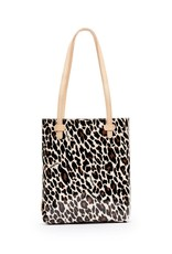 CONSUELA Mona Brown Leopard Everyday Tote