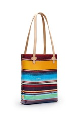 CONSUELA Deanne Canvas Stripe Everyday Tote