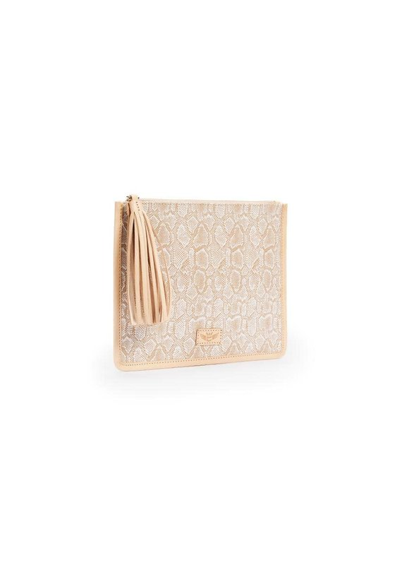 CONSUELA Clay Beige Anything Goes Pouch