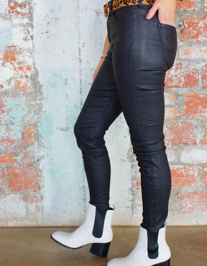 LIVERPOOL Abby High Rise Ankle Skinny Jean