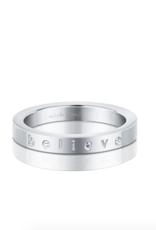 MantraBand Believe Ring