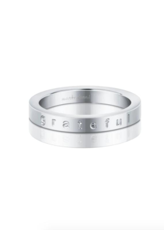 MantraBand Grateful Ring