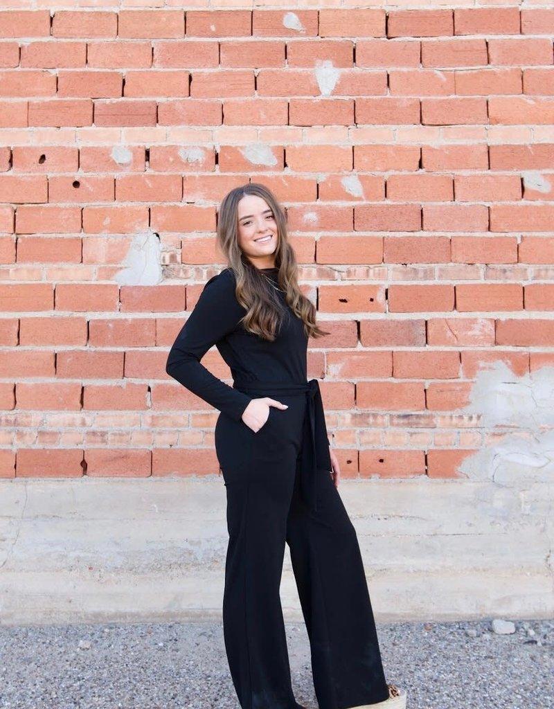 DREW Julie Long sleeve Jumpsuit