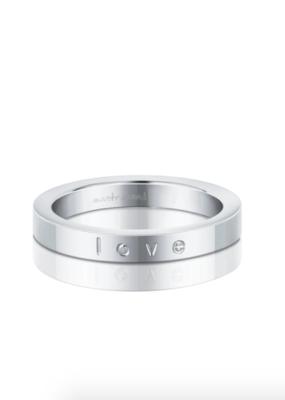 MantraBand Love Ring