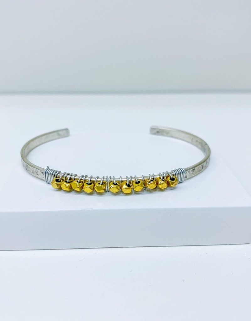JULIO DESIGNS Old Fashioned Bracelet