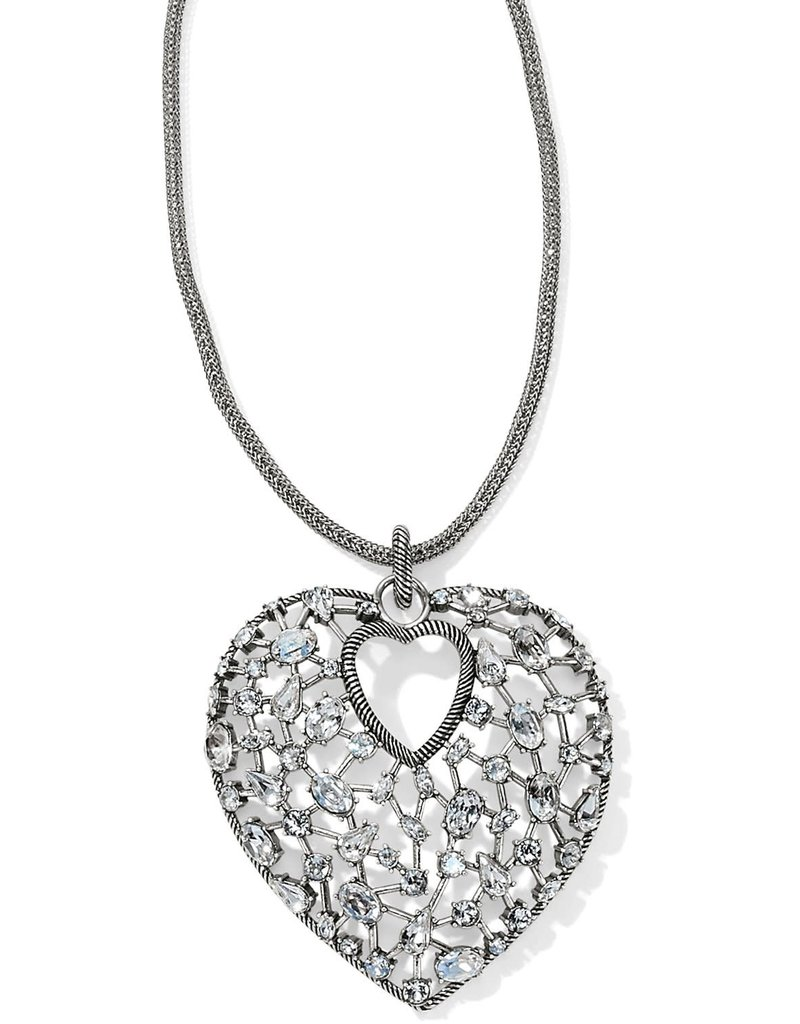 One Love Convertible Heart Necklace
