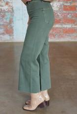 PISTOLA Pistola Penny Wide Leg Crop Jean