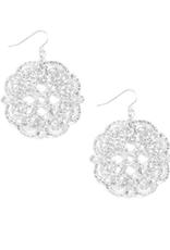 ZENZII Allure Resin Drop Earrings