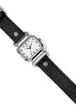 Montecito reversible Leather Watch