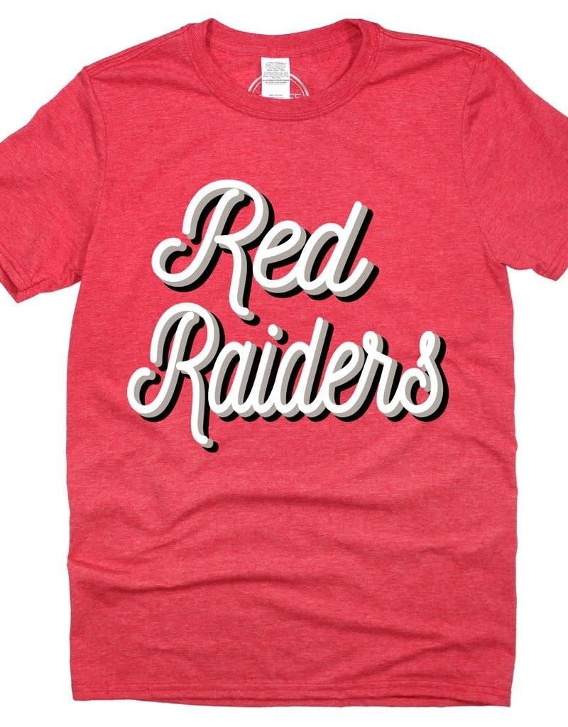 KICKOFF Red Raiders Fall Fling Tee