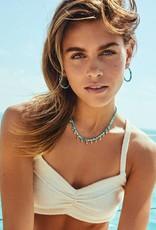 KENDRA SCOTT Reece Gold Choker Necklace