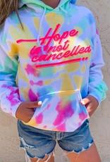 j.hoffman's Hope is Not Cancelled Sweatshirt