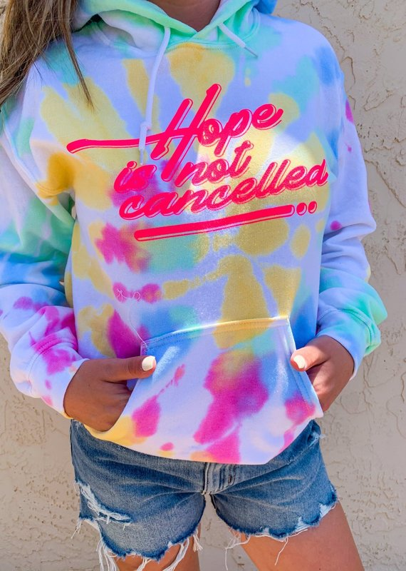 j.hoffman's Hope is Not Cancelled Sweatshirt