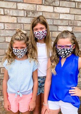 j.hoffman's Kids Masks