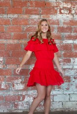 BUDDY LOVE Kiera Ruffled Dress