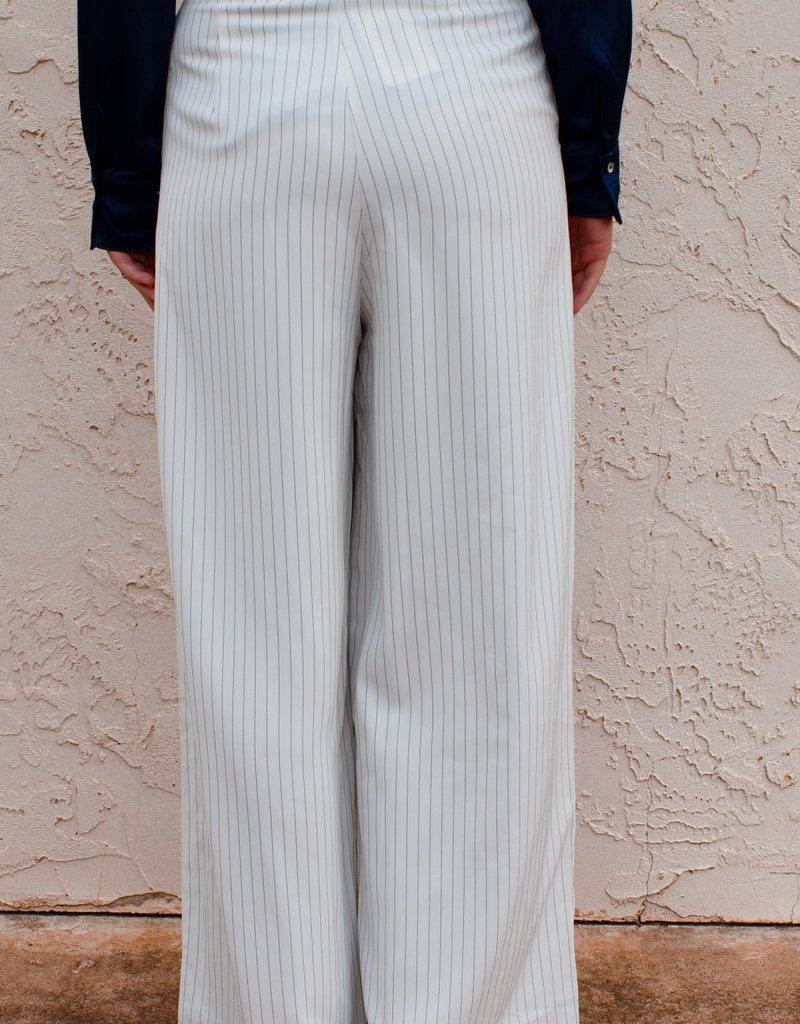 BENEDETTO Kayla Striped Pants