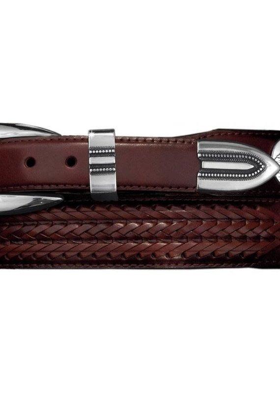 Logan Golf Laced Taper Belt