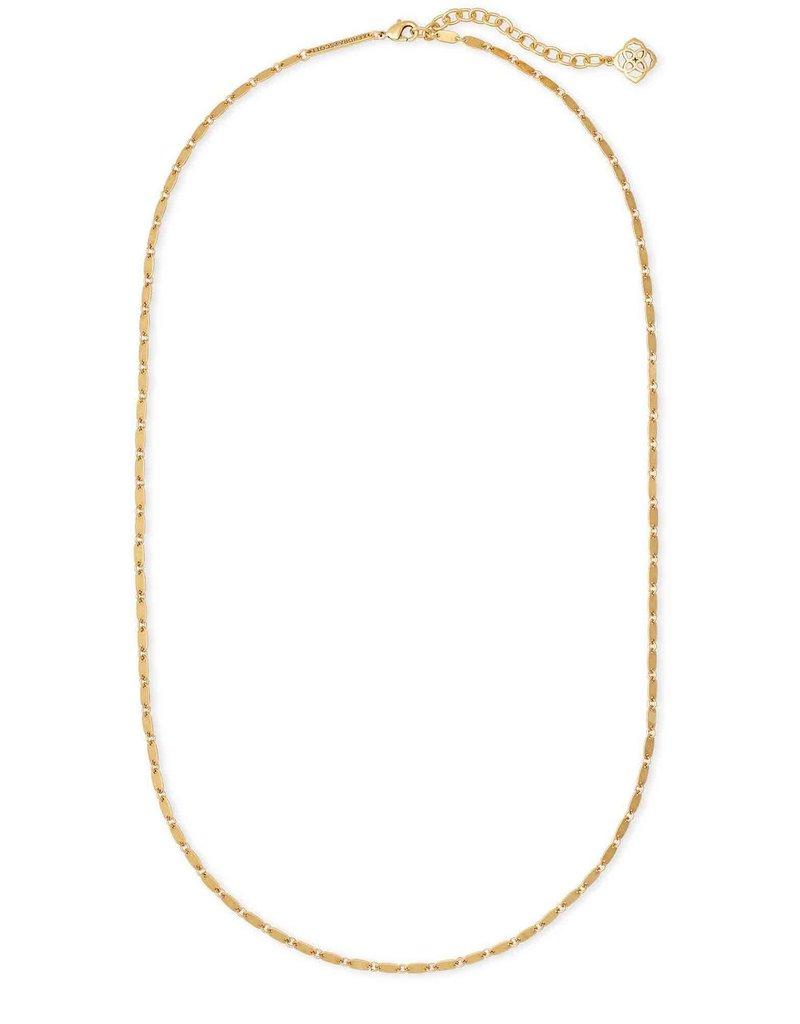 KENDRA SCOTT Lola Short Chain Necklace