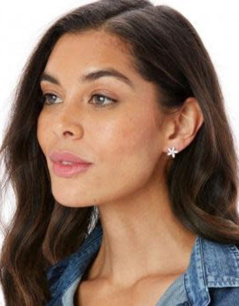 Love Bouquet Mini Post Earrings