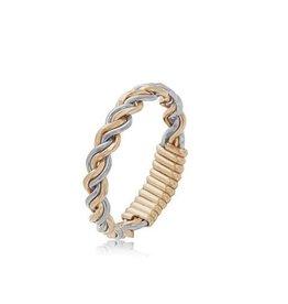 RONALDO Love Knot Ring