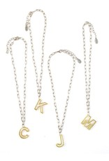 JULIO DESIGNS Lovell Initial Necklace