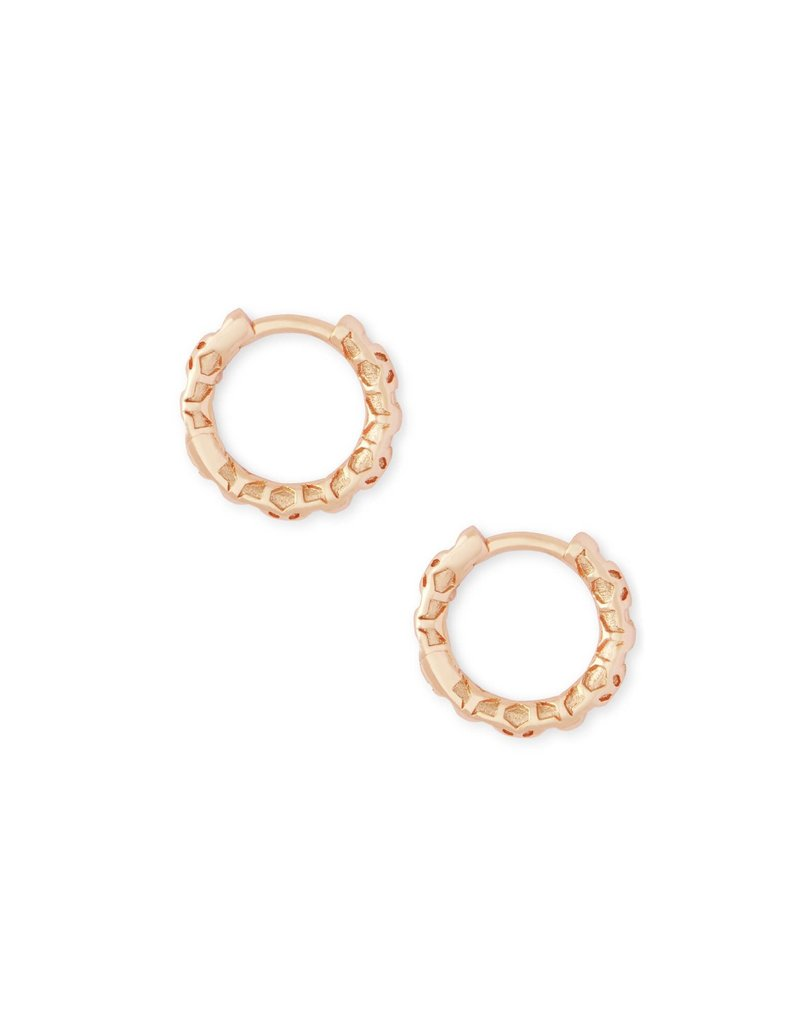 KENDRA SCOTT Maggie Huggie Earrings
