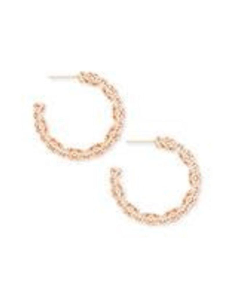 KENDRA SCOTT Maggie Small Hoop Earrings