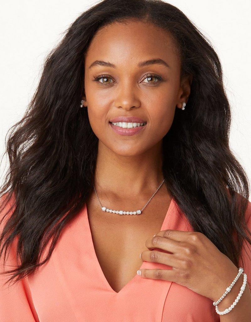 Meridian Petite Pearl Bracelet