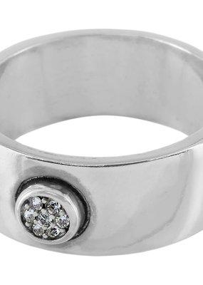 Meridian Petite Sparkle Ring