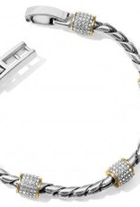 Meridian Two-Tone Bracelet